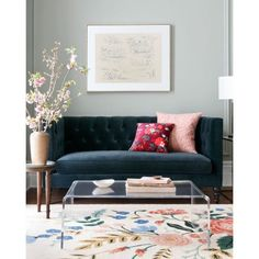 Rifle Paper Co. Debu Rifle Paper Co. Debuts a Gorgeous Textile Line and We Want It All Room Rugs, Rugs In Living Room, Living Room Designs, Living Area, Cute Dorm Rooms, Rifle Paper Co, Farmhouse Kitchen Decor, Home Collections, Cozy House