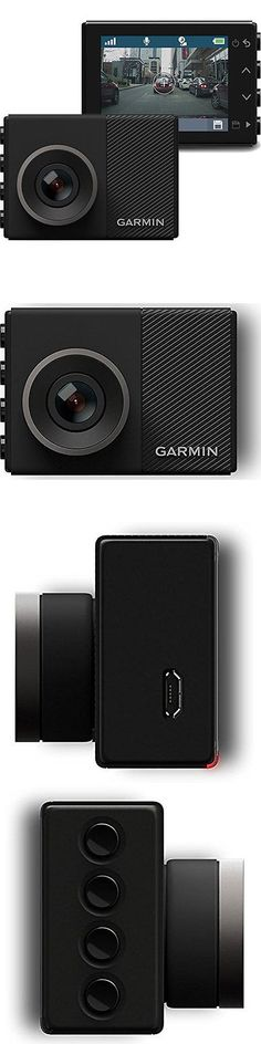 Other Car Electronics Accs: Garmin Dash Cam 45 Wide-Angle Lens And Car Gps Location Data Driving Recorder -> BUY IT NOW ONLY: $149.99 on eBay!