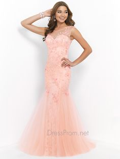 Shopping online for a hard to mind modest prom gown