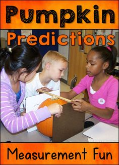 It looks like a Halloween activity, but it's not! Awesome lesson for upper elementary students that involves estimation and measurement. Measurement Activities, Math Measurement, Science Activities, Math Games, Steam Activities, Science Education, Halloween School Treats, Halloween Math, Halloween Activities