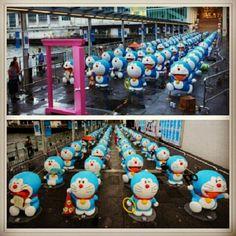 我要的【任意門】在香港!誰能帶我去!T_T #doraemon #hongkong #harbourcity #100years_doraemon_birthday #cute #love #海港城 #香港 #哆啦A夢 #小叮噹 - @lana_siow- #webstagram