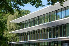 benthem crouwel expands radboud university campus in the netherlands