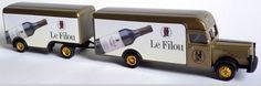 Le Filou - Werbetruck 2007