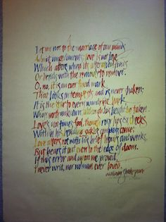 Shakespeare scagligraphy