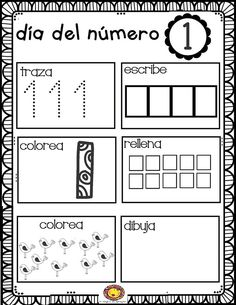 Math Bingo, Math Worksheets, Learning Activities, Reggio Emilia, Mathematics Geometry, Preschool Classroom, Learning Spanish, Kids Education, Alphabet