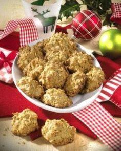 Kernige Butter-Kekse