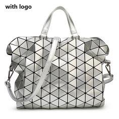 3bf00e556c57 Aliexpress.com   Buy Famous Brand Women Diamond Lattice Briefcase Bao Bao  Bag Lady Casual Plaid Bag Shoulder Bags Straps Totes Top handle Shopper Bag  from ...