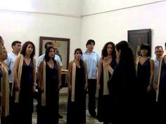 A recent guest on IE's Cuba people-to-people journey shot this video of a breathtaking performance by a small choral group!     www.ietravel.com/cuba