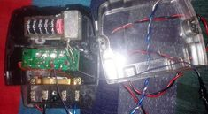 Analogue Energy Meter