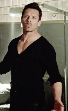 My love for Teen Wolf is deeper than Peter's v neck