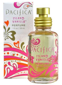 Pacifica Perfume Island Vanilla $19.80 the best smell I have ever smelled! So natural love love it