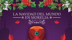 Como parte del programa Navidad del Mundo en Morelia, a partir del 15 y hasta el día 20 de diciembre, el Ayuntamiento de Morelia ofrecerá una serie de actividades culturales ...
