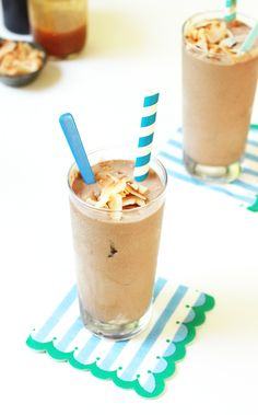 I really really want that right now!!!! Somoa Shakes - In Honor Of Design