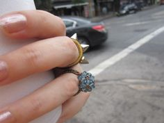 Rings bought on 5th Ave in Park Slope