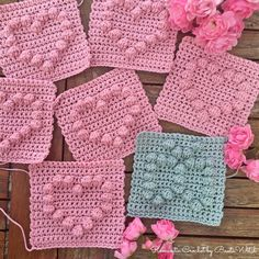 DIY - Romantic crochet boxes with hearts Crochet Heart Blanket, Crochet Baby Blanket Free Pattern, Baby Afghan Crochet, Baby Knitting Patterns, Crochet Patterns, Crochet Box, Chunky Crochet, Crochet Motif, Crochet Stitches
