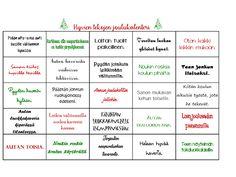Joulukalenteri – Google Drive Christmas Calendar, Christmas 2014, Christmas Crafts, Christmas Stuff, Fathers Day Cards, Childhood Education, Diy And Crafts, Teaching, School