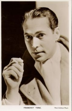 Franchot Tone (1905-1968)