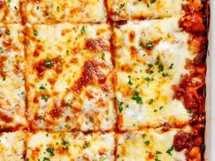 Classic Chicken Lasagna - YupFoodie