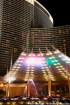 Aria Hotel and Casino, City Center, Las Vegas, Nevada.  Yhis is right across the street from Polo Towers. Stay at Polo Towers or other great resorts in Las Vegas at a great price by booking at Vacation4Less on Facebook!!!