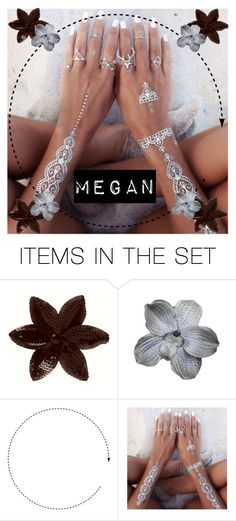 """""""My icon """" by meganxix ❤ liked on Polyvore featuring art, cool, icon, polyvoreeditorial and henna"""