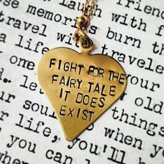 #followyourdream ☕️ #MAgne #inspiration #handmade #stamped #heart #quote #necklace #fairytale #believe #love #dublin #ireland #templebar #oneofthekind #you #sparkle #handmadejewellery #dowhatyoulove #toinspire #neverstop
