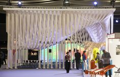 Stand con Papel | London Design Festival 2013: design firms Studio Glowacka and Maria Fulford Architects |