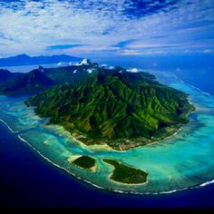What I'm named after, Moorea