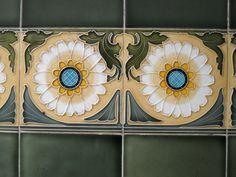 azulejos art nouveau