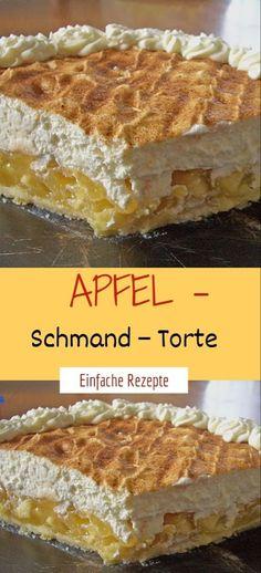 Apfel – Schmand – Torte - Sprainnews