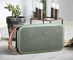 """""""Using the latest technology with True360, you will receive omnidirectional sound wherever you play music. The body of the A2 speaker has an aluminum core that offers a sturdy casing and a lightweight portability but also delivers acoustic stability for the quality sound the way it's supposed to be heard."""""""