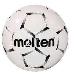Molten PF-160 Competiton Soccer Balls (Black/White, Size 4 ) Molten