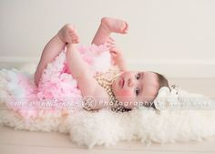6 month baby picture ideas | Six month old baby J. Love the angel! | photo ideas i like