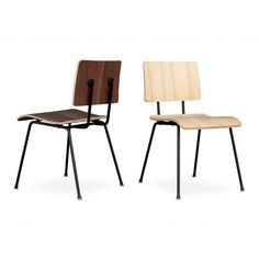 Stanley Stool | Dining Chairs & Stools | Gus* Modern