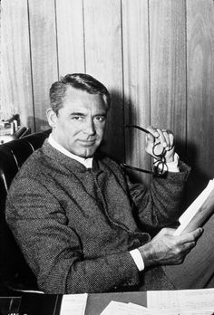 "When someone says another person is ""Cary Grant-esque,"" you know exactly the way that man holds himself, exactly the cut of his suit, exactly the way he appraises a situation and the people within it. You know his power over women, his impeccable social timing, and his ability to master the ebb and flow of conversation to his advantage. To be Grant-esque is to be the immaculate socialite, sartorially refined, and the object of affection and admiration."