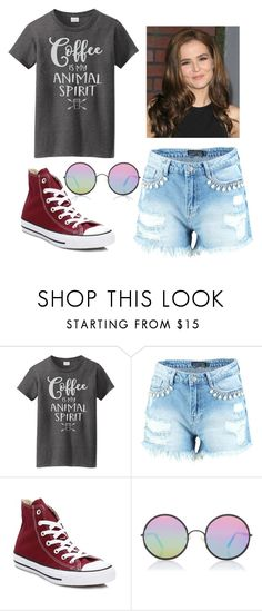 """""""Carter Williams"""" by nioma0nwat3r ❤ liked on Polyvore featuring Boohoo, Converse and Sunday Somewhere"""