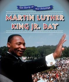 Cover image for Martin Luther King Jr. Day