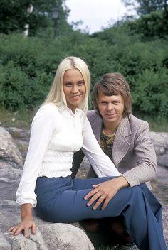 Agnetha and Björn