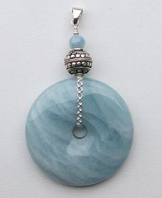 Washer Necklace, Jewelry, Light Blue, Stone, Jewellery Making, Jewelery, Jewlery, Jewels, Jewerly