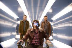 「X-MENフーチャー&パスト」★★★ いまだかつて揃ったことがない、夢のX-MENオールスターが結集!の宣伝観て衝動鑑賞~(笑)。クイックシルバーのシーンがめちゃくちゃ凄かった!観るなら3Dがオススメ(^^) 2014/0604