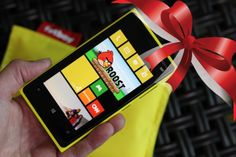 Nokia Lumia 920 for Christmas? Yes please!