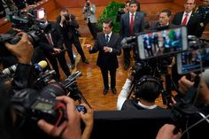 Mexico Denies Spying Charge