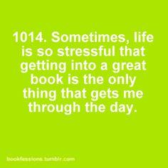 #bookfessions