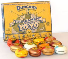Duncan's Tournament YO-YO