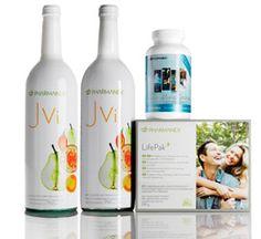 Productos Personalizados. Pharmanex ha creado complementos que aportan al organismo los niveles adecuados de importantes vitaminas y minerales.