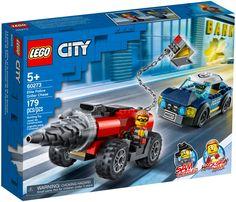 Lego For Kids, All Lego, Lego City, City Elite, Free Lego, Lego Builder, Lego Brick, Police Cars