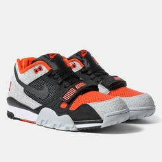 Nike Air Trainer 2 Prm Qs Shoes - Black
