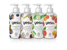 YES TO HAND SOAP