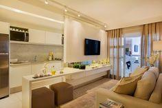 cozinhas-salas-integradas-pequenas-apartamentos-decoração-9.jpg 1.024×683 pixels #sala #saladejantar #cozinhaintegrada #cozinhaamericana #cozinha