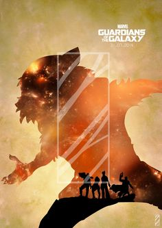 Guardians Of The Galaxy - Rocket by MatthewHarleDesigns Marvel Films, Marvel Heroes, Marvel Characters, Marvel Comic Character, Marvel Comic Books, Gardians Of The Galaxy, Star Trek, Drax The Destroyer, Galaxy Movie