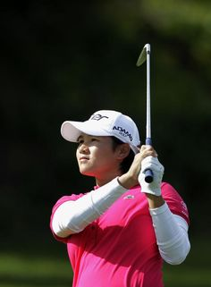 Wow! Yani Tseng wins again. How good is she?